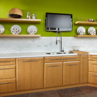 Traditional and Contemporary Kitchens