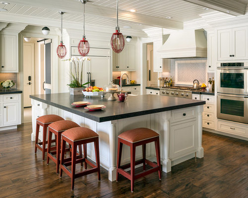 houzz kitchen lighting traditional custom family home 1732