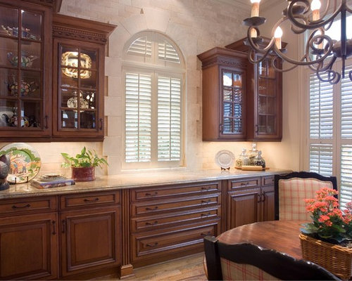 Serving hatch shutter home design ideas renovations photos for Wood mode kitchen cabinets reviews