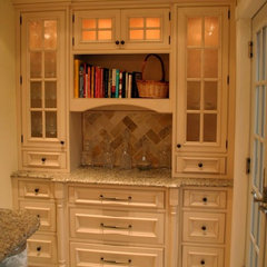 traditional kitchen Traditional Cabinetry