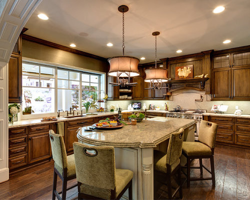 center islands in kitchens kitchen center island houzz 5166