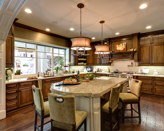 Kitchen Center Island | Houzz