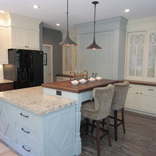 Traditional Kitchen by The Design Element