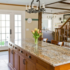 Traditional Kitchen by Wilson Kelsey Design