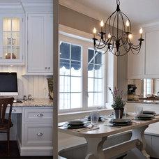 Traditional Kitchen by Dan Waibel Designer Builder