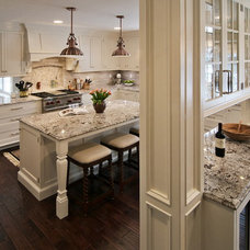 Traditional Kitchen by Dan Waibel Designer Builder
