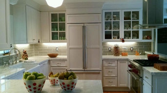 Traditional country style kitchen