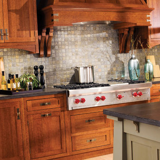 Traditional Craftman Kitchen Remodel with Dura Supreme Cabinetry