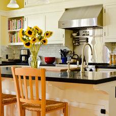 Craftsman Kitchen by FGY Architects