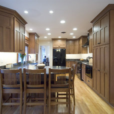 Traditional Kitchen by Kirkpatrick's Construction, LLC.