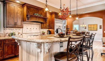 Traditional Custom Kitchen