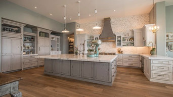 Traditional Eclectic Kitchen