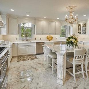 Traditional Elegance Kitchen