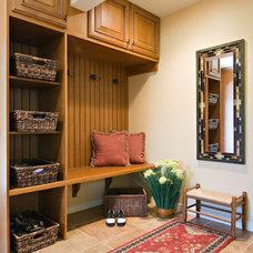 Traditional Kitchen by Tobias Design LLC