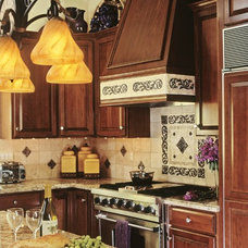 Traditional Kitchen by Kristin Lam Interiors