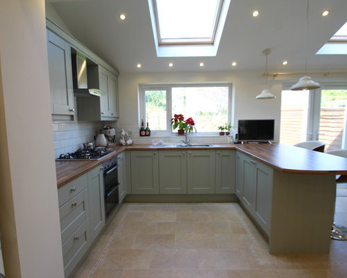 Traditional English Kitchen Houzz