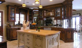 Traditional European Farmhouse Kitchen