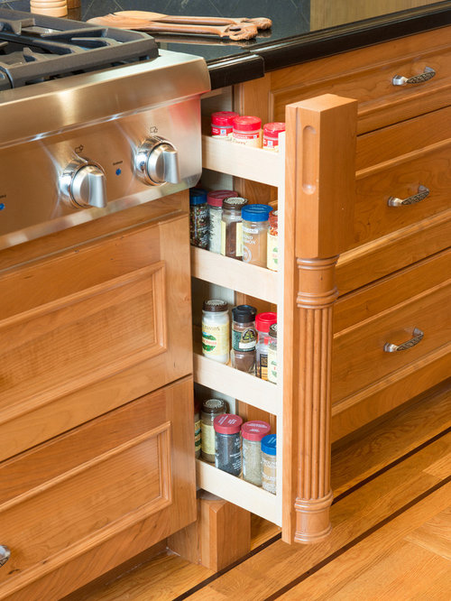 Pull Out Spice Rack Houzz