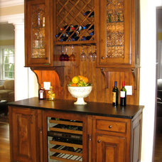 Traditional Kitchen by House of Cline Design