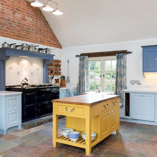 Traditional Farmhouse Kitchen Extension, Oxfordshire