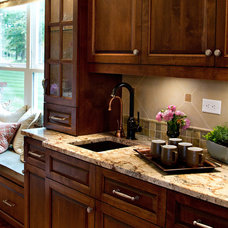 Farmhouse Kitchen by Sheila Mayden Interiors