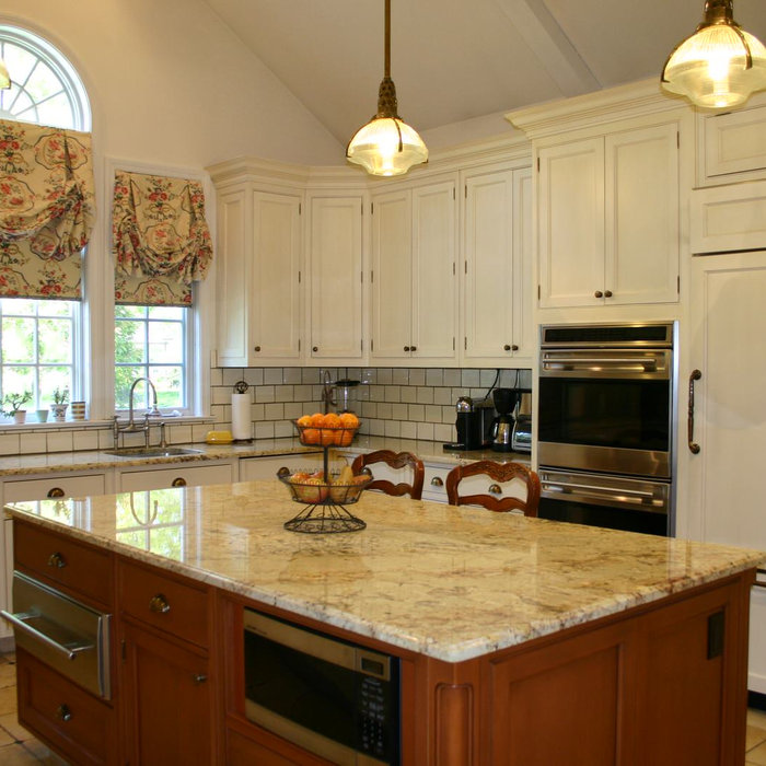 Traditional French Inspired Westchester