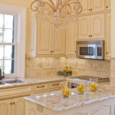 Traditional Kitchen by Schrocks of Walnut Creek