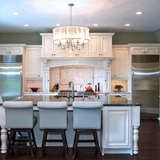 Traditional Kitchen Traditional Glitz