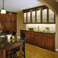 kitchen by MainStreet Design Build