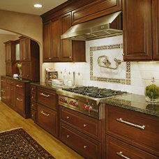 Kitchen by MainStreet Design Build