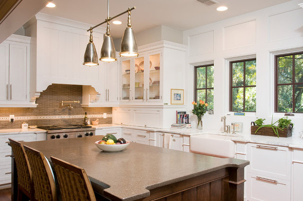 Traditional Kitchen by J.Banks Design Group