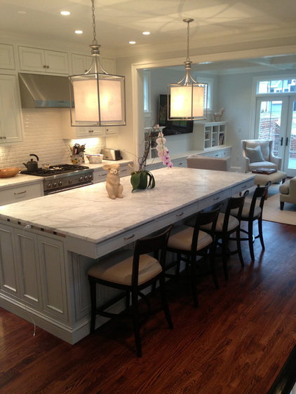 Traditional Kitchen by Old Dominion Renovators