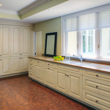 Traditional Kitchen by Braam's Custom Cabinets