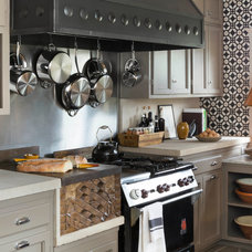 Farmhouse Kitchen by Catherine Macfee Interior Design