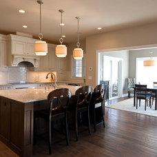 Traditional Kitchen by Acker Builders, Inc.
