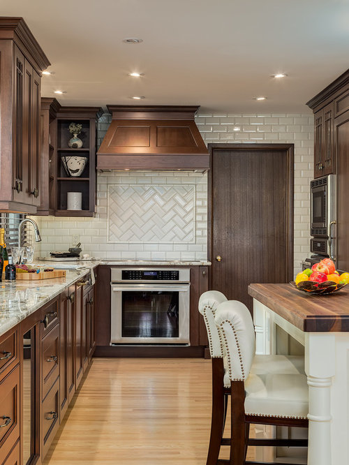 Herringbone Subway Tile Houzz