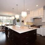 Great Neighborhood Homes - Transitional - Kitchen ...
