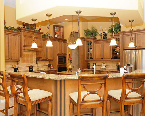 Traditional Italian Kitchens Home Design Ideas Pictures Remodel And Decor