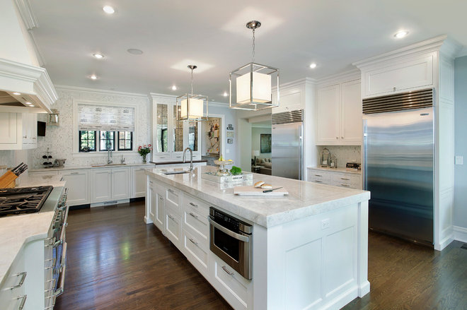 Traditional Kitchen by 2 Design Group