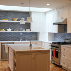 Traditional Kitchen by Ana Williamson Architect
