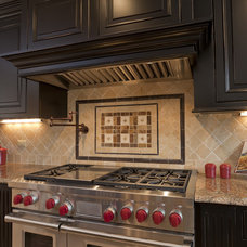 Traditional Kitchen by Casa by Charleston