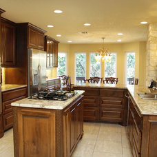 Eclectic Kitchen by BRY design