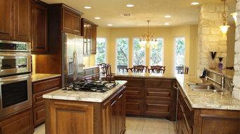 Traditional kitchen, Austin, Texas