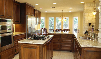 Traditional kitchen, Austin, Texas
