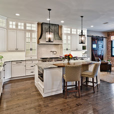 Traditional Kitchen by BeeTree Homes