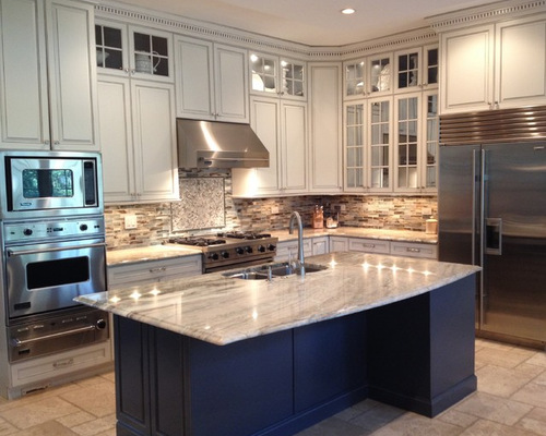 saveemail - Hand Painted Kitchen Cabinets