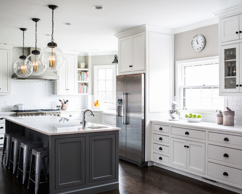 Nashville kitchen design ideas remodel pictures houzz for Style kitchen nashville reviews