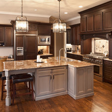 Traditional Kitchen by Build Cincinnati of Coldwell Banker