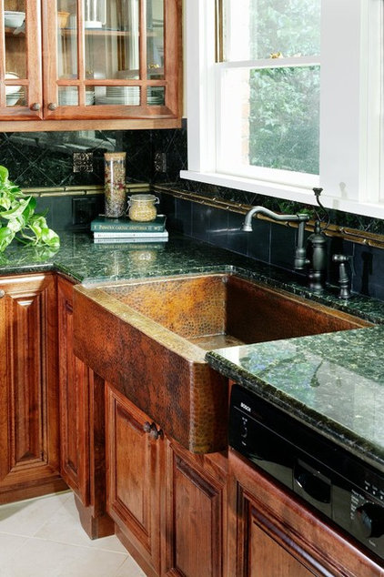 Traditional Kitchen by Shasta Smith - CID #6478