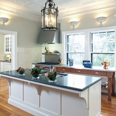 Traditional Kitchen by Byggmeister Inc